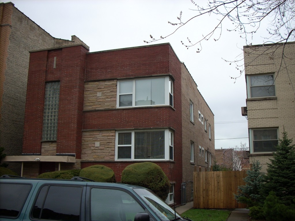 Chicago Apartment Building Roof Repair A Roofing