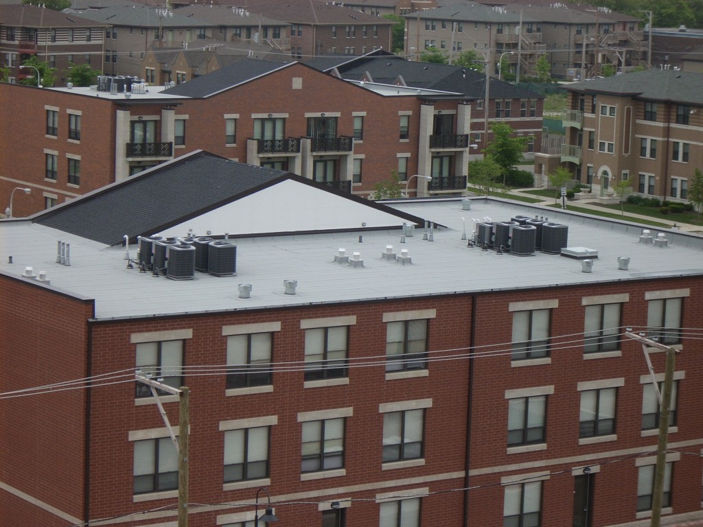 Condo Roof Repair Contractors A 1 Roofing Chicago