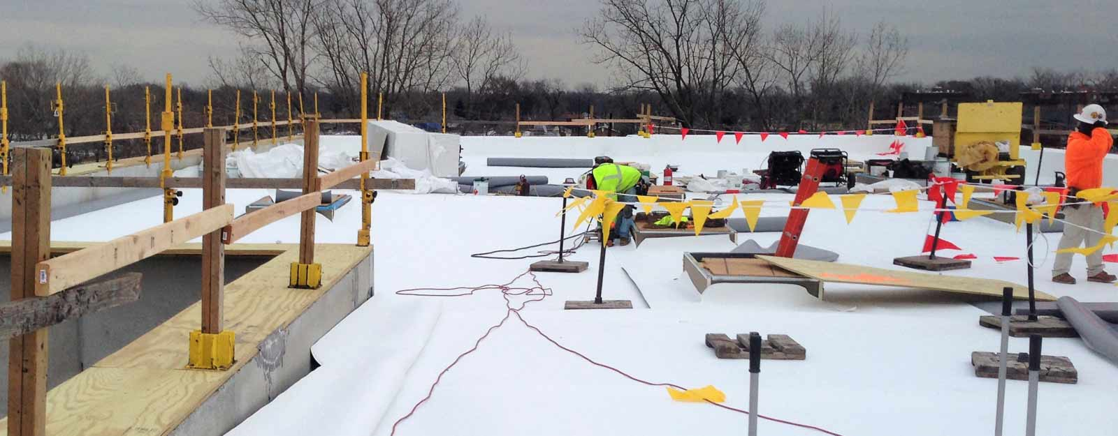 A 1 Roofing Commercial Roofing Contractor In Chicago